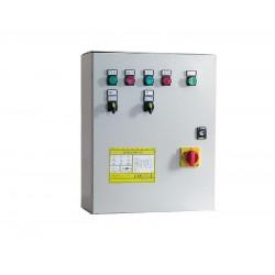 Coffret électrique 2 pompes 2EP QTDE 20/9A-T-AR