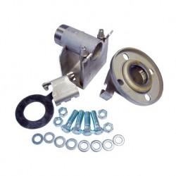 Kit Pied d'assise DWF en acier - Bridé DN50