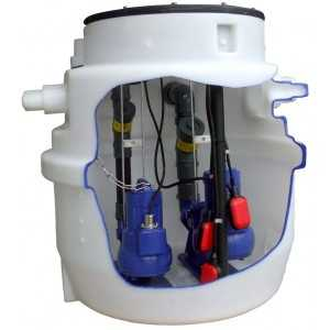Evamatic-Box 1545 EB-S SIMPLE 200 litres