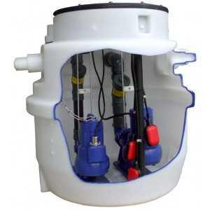 Evamatic-Box 1545 EB-S SIMPLE 200 litres