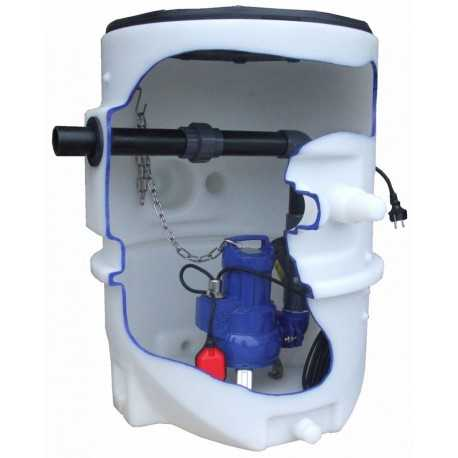 Evamatic-Box 1500  N SIMPLE 200 litres