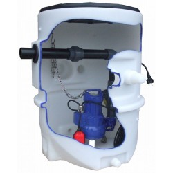 Evamatic-Box 1603 E-S SIMPLE 200 litres