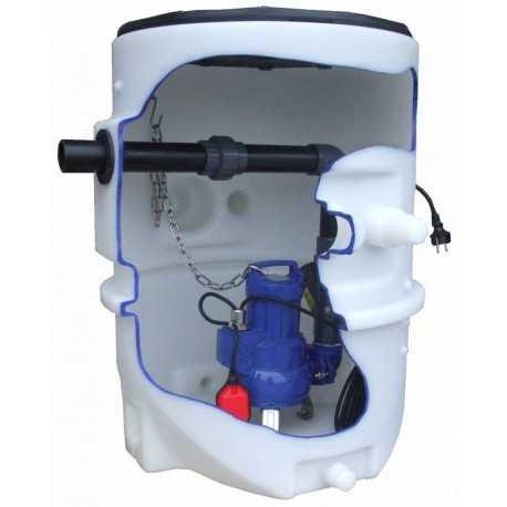 Evamatic-Box 1545 EB-P SIMPLE 200 litres
