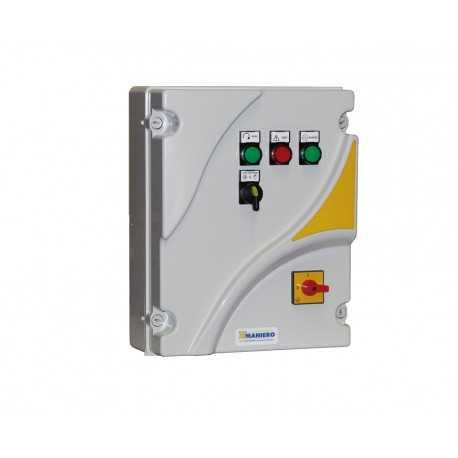 Coffret électrique 1 pompe 1EPBH 0,37÷1,1 T (0,5÷1,5 HP)